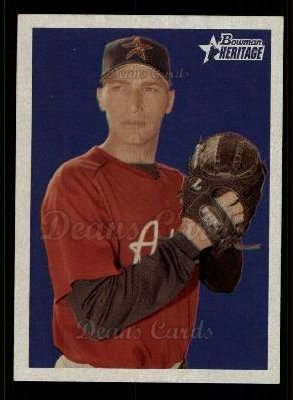 2006 Bowman Heritage #190  Andy Pettitte