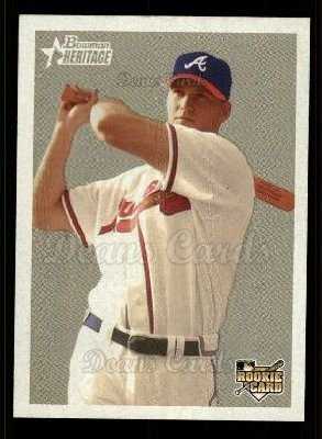 2006 Bowman Heritage #212  Scott Thorman