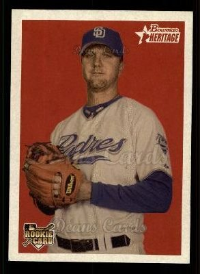 2006 Bowman Heritage #235  Mike Thompson