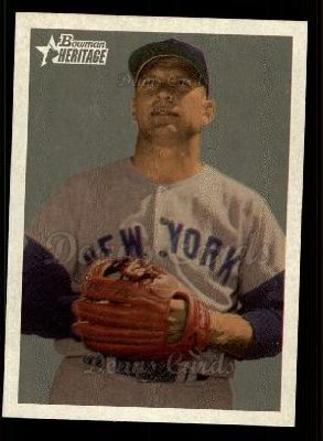 2006 Bowman Heritage #251  Mickey Mantle