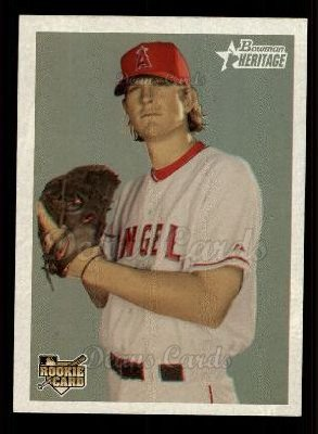 2006 Bowman Heritage #279  Jered Weaver