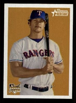 2006 Bowman Heritage #286  Jason Botts