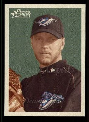 2006 Bowman Heritage #90  Roy Halladay
