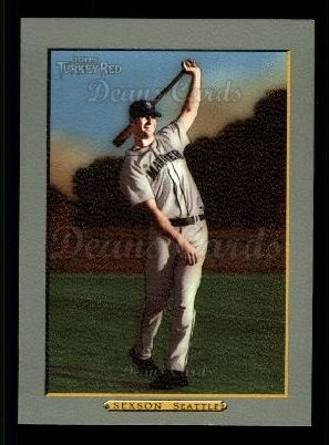 2006 Topps Turkey Red #343 SEA Richie Sexson