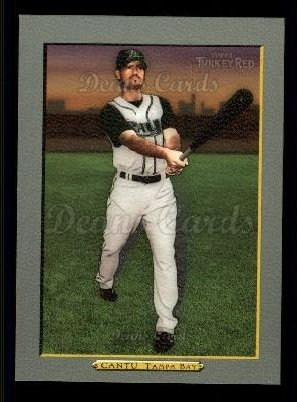 2006 Topps Turkey Red #497  Jorge Cantu