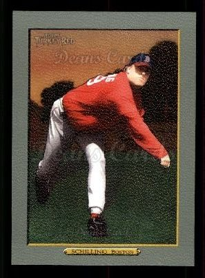 2006 Topps Turkey Red #550  Curt Schilling