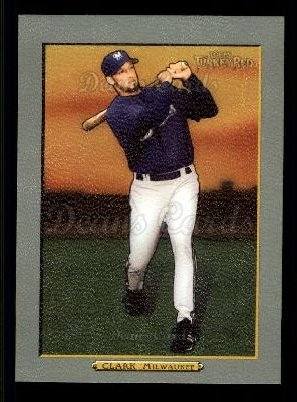 2006 Topps Turkey Red #555  Brady Clark