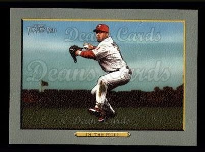 2006 Topps Turkey Red #579   In The Hole