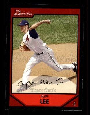 2007 Bowman #86  Cliff Lee