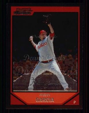 2007 Bowman Chrome #31  Freddy Garcia