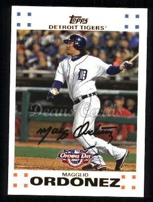 2007 Topps Opening Day #15  Magglio Ordonez