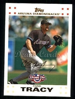2007 Topps Opening Day #31  Chad Tracy