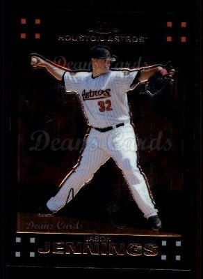 2007 Topps Chrome #14  Jason Jennings