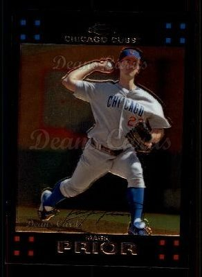 2007 Topps Chrome #141  Mark Prior