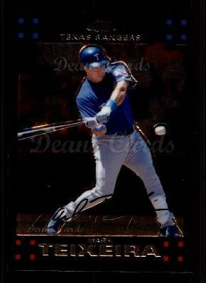 2007 Topps Chrome #181  Mark Teixeira