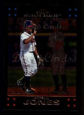 2007 Topps Chrome #211  Andruw Jones