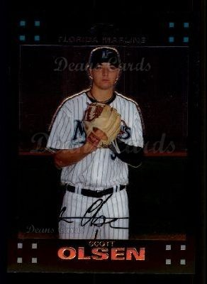 2007 Topps Chrome #239  Scott Olsen