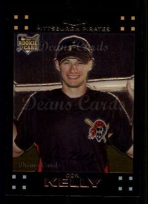 2007 Topps Chrome #296  Don Kelly