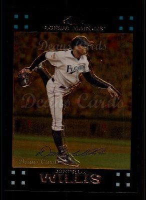 2007 Topps Chrome #52  Dontrelle Willis