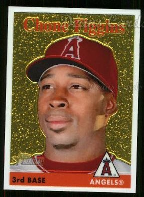 2007 Topps Heritage Chrome #49  Curtis Granderson