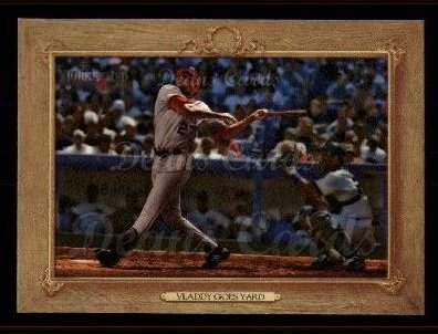 2007 Topps Turkey Red #116   -  Vladimir Guerrero Vladdy Goes Yard