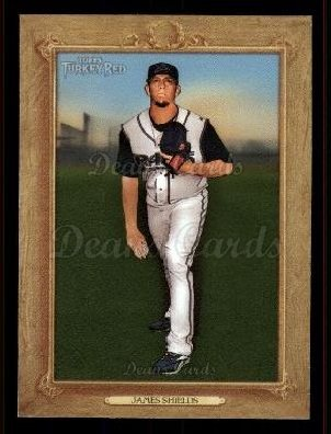 2007 Topps Turkey Red #128  James Shields