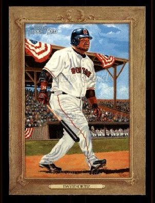2007 Topps Turkey Red #130 N David Ortiz