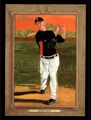 2007 Topps Turkey Red #133  Jason Bay