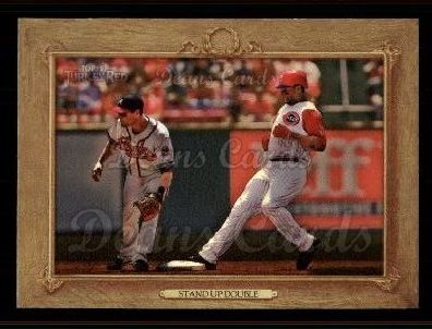 2007 Topps Turkey Red #16   -  Ken Griffey Jr. Stand Up Double