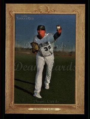 2007 Topps Turkey Red #2  Dontrelle Willis