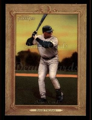 2007 Topps Turkey Red #26  Frank Thomas