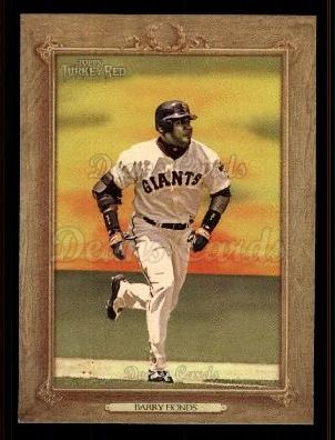 2007 Topps Turkey Red #30  Barry Bonds