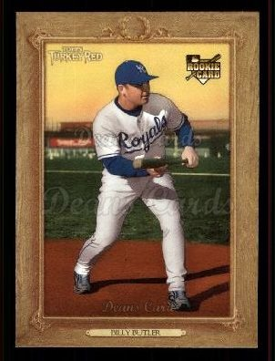 2007 Topps Turkey Red #45  Billy Butler