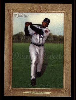 2007 Topps Turkey Red #61  Carlos Delgado