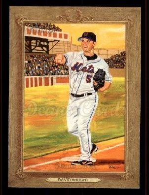2007 Topps Turkey Red #70  David Wright