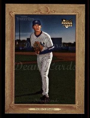 2007 Topps Turkey Red #75  Tyler Clippard