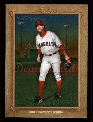 2007 Topps Turkey Red #99  Dustin Moseley