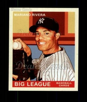 2007 Upper Deck Goudey Green Backs #160  Mariano Rivera