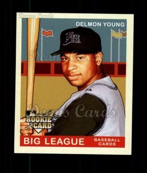 2007 Upper Deck Goudey Green Backs #197  Delmon Young
