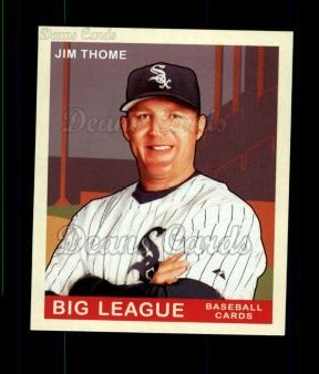 2007 Upper Deck Goudey Green Backs #60  Jim Thome