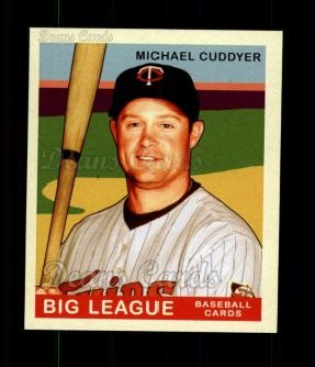 2007 Upper Deck Goudey Red Backs #134  Michael Cuddyer