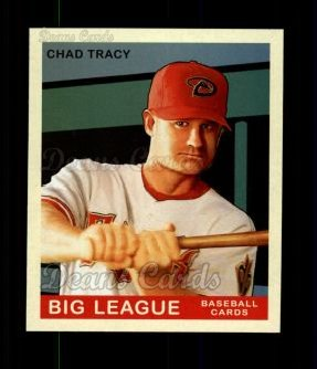 2007 Upper Deck Goudey Red Backs #26  Chad Tracy