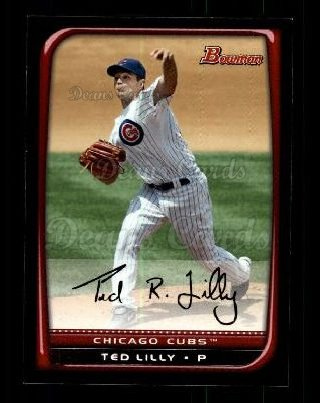 2008 Bowman #46  Ted Lilly