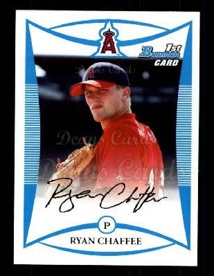 2008 Bowman Draft Prospect #14 BDPP Ryan Chaffee
