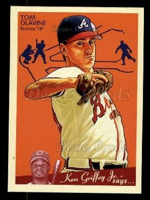 2008 Upper Deck Goudey #13  Tom Glavine