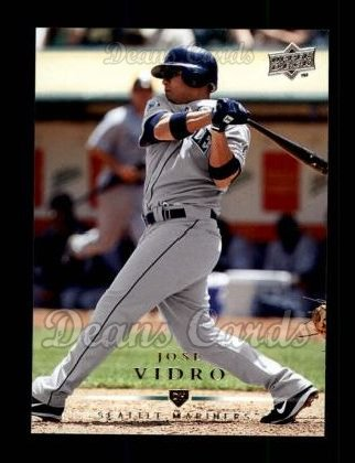 2008 Upper Deck #137  Jose Vidro