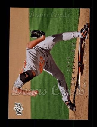 2008 Upper Deck #175  Chad Bradford