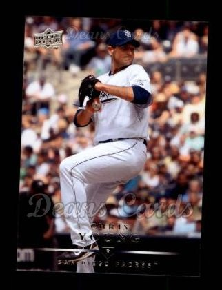 2008 Upper Deck #181  Chris Young