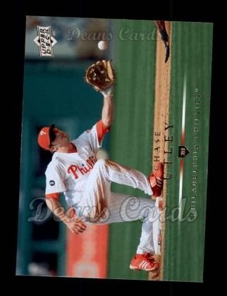 2008 Upper Deck #197  Chase Utley