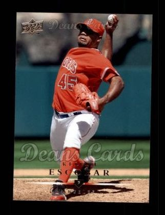 2008 Upper Deck #2  Kelvim Escobar